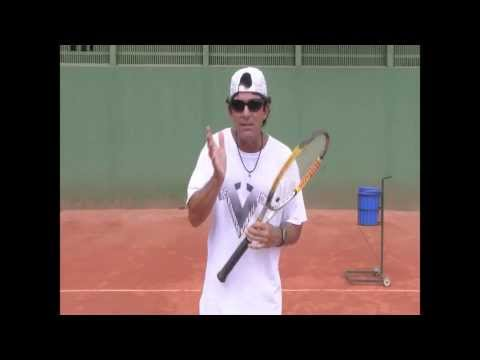 Three Tips To Play Relaxed Tennis (less choking)