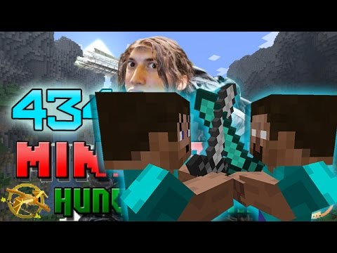 Minecraft: Hunger Games W mitch! Game 434 - Epic Fights Are Epic! video