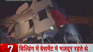News 100: Under-construction building falls on another in Greater Noida, UP