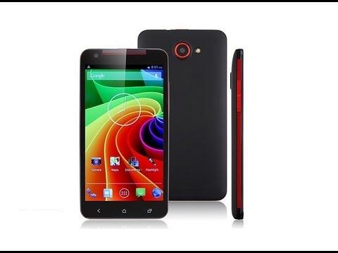 Smartphone Android 4.2 Quad Core 1.2GHz MTK6589 Tela HD 1280 x 720 pixels 1GB RAM 8GB (MIZ Z2. S5)