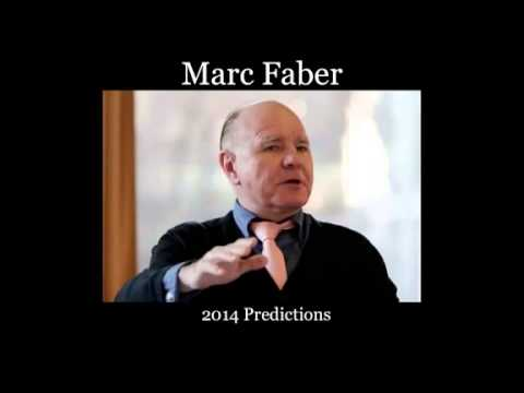 Marc Faber 2014 Gold Price & Stock Market Predictions & Forecast