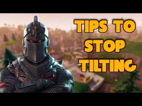 How to Stop Getting Tilted In Fortnite 17 kill duo game