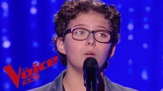 Edith Piaf Non Je Ne Regrette Rien Alessio The Voice Kids France 2018 Blind Audition