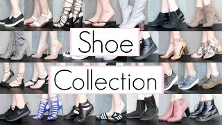 Shoe Collection 2016: Heels, Sneakers, Flats, Boots, & More! || BeautyChickee
