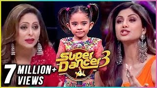 6 Years Old Rupsa AMAZING Journey In Super Dancer Chapter 3