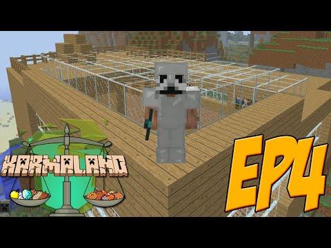 Minecraft KARMALAND Ep 4 A LA AVENTURA
