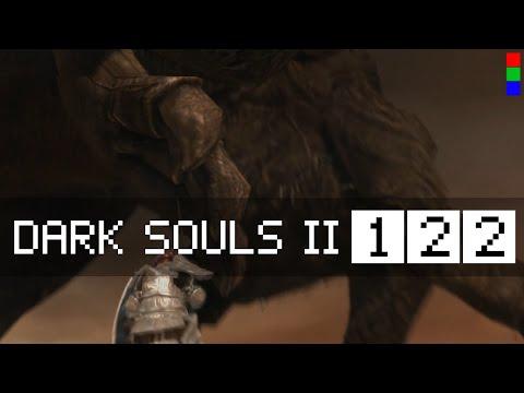 Dark Souls 2 Let's Play German #122 - Footjob ■ Boss Gameplay Walkthrough Deutsch video