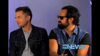 Interview: Brandon Flowers and Ronnie Vannucci