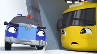 Buster Goes To Jail | Go Buster by Little Baby Bum | Baby Cartoons and Kids Songs