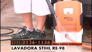 Lavadora Stihl RE 98