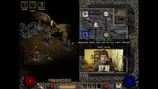 Diablo II Necromancer Playthrough Part 5