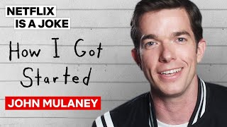 John Mulaney Received The Call That Dave Chappelle Went Missing | Netflix Is A Joke