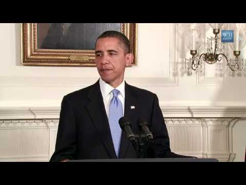 Obama Supports Iran Nuke Sanctions
