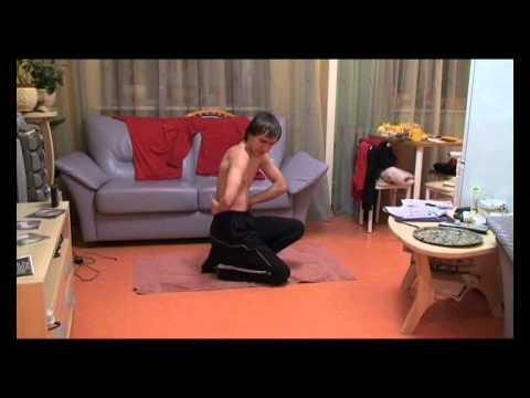 Гибкость рук | выворотность плеч | как развить гибкость плечевого пояса | MeteorRed