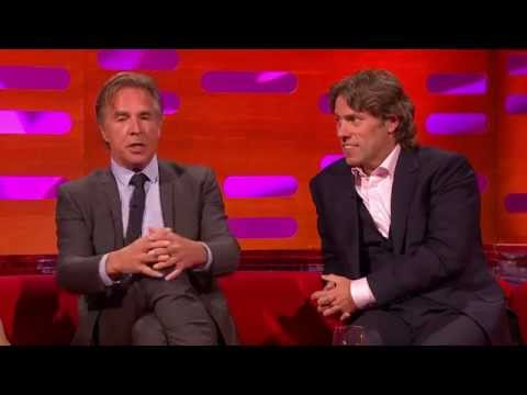The Graham Norton Show S15E12 - Don Johnson talks about Dakota Johnson and Fifty Shades Of Grey