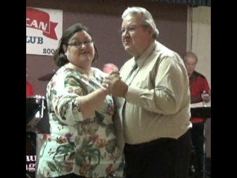 """FRANK STANGER ORCHESTRA AT SLOVENE AMERICAN CLUB FALL DINNER DANCE """"SWEET NEARNESS OF YOU"""""""