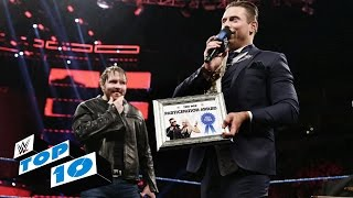 Top 10 SmackDown LIVE moments: WWE Top 10, Dec. 6, 2016