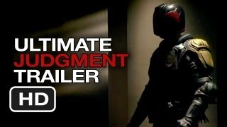 Dredd - Dredd 3D - Ultimate Judgment Trailer (2012) Karl Urban, Olivia Thirlby Movie HD