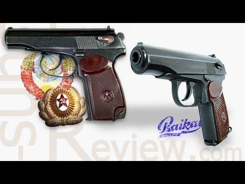 MP-654K. Байкал. Модель 2012г. Детальный Обзор Пневматического Пистолета от Guns-Review.com