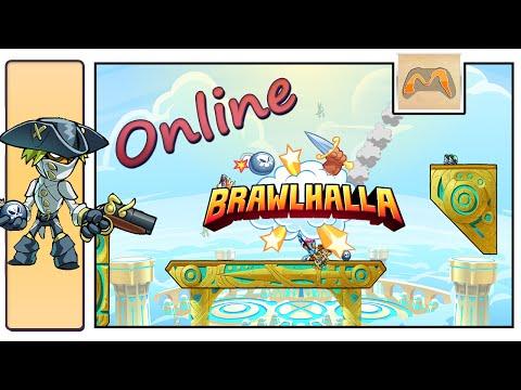 Brawlhalla Online
