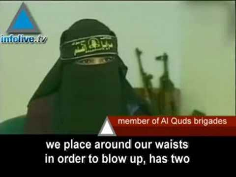 Islamic Jihad Females Say They Will Proudly Become Martyrs O