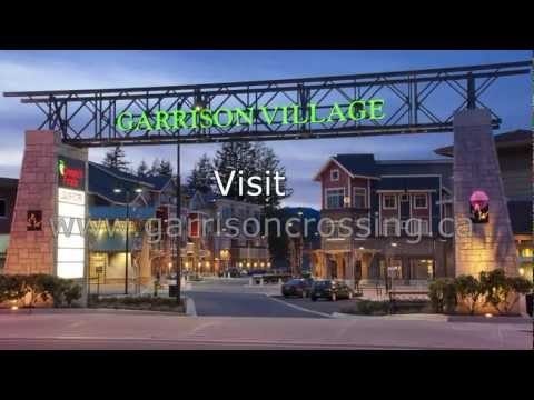Garrison Village at Garrison Crossing, Chilliwack, B.C. / à Chilliwack, en C.B. [FULL]