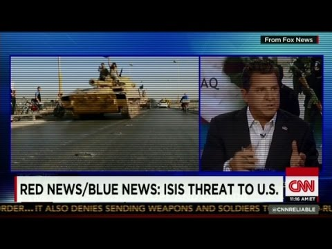Red News/Blue News: ISIS threat to U.S.