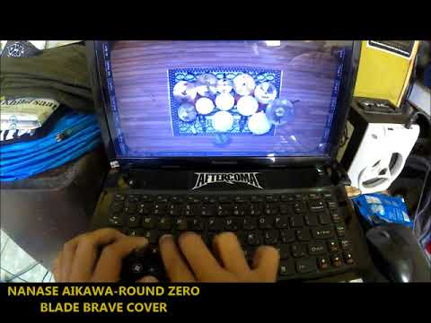 Nanase Aikawa-Round Zero Blade Brave(Opening Kamen Rider Blade)Drum Cover