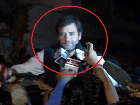 Rahul Gandhi Gets Aggressive