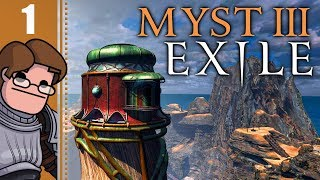 Let's Play Myst III: Exile Part 1 (Patreon Chosen Game)