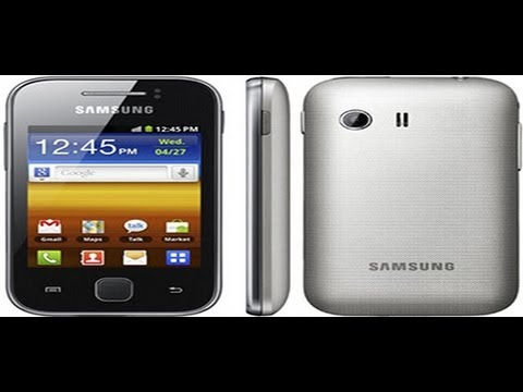 Actualizar Samsung Galaxy Y ( S5360L) a Android 2.3.6 : Columbus Rom