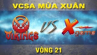 Video clip [01.02.2015] HNV vs SXG [VCSA Xuân 2015]