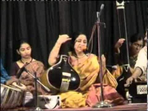 Saswati Sengupta -- Classical Music   Bhajan Guru Vandana -- Mohe Lagi Lagan Guru Charanan Ki video