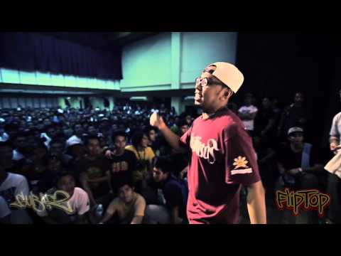 Fliptop - Sak Maestro Vs Ice Bergg video