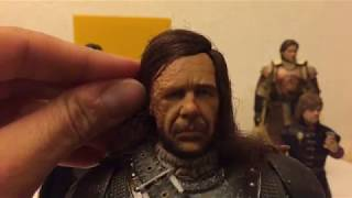 Sándor Clegane The Hound Threezero ( El Perro ) GAME OF THRONES vídeo review en español en directo