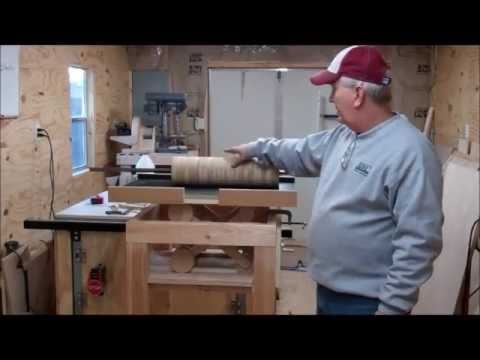 Building a Drum Sander Part 1