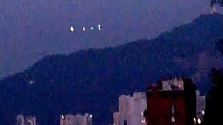 MASSIVE! UFO Sightings HUGE UFO Fleet Over Hong Kong! 9/27/2014