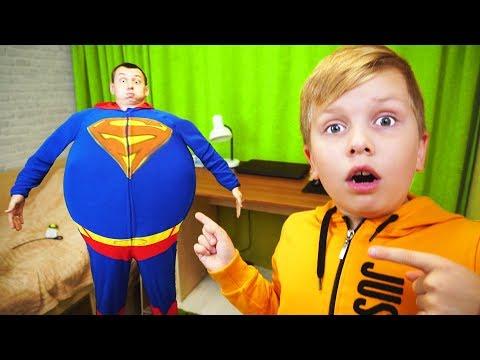 Что ПРОИСХОДИТ с ПАПОЙ??? Матвей в ШОКЕ!!! Видео для детей Video For Kids Children Матвей Котофей