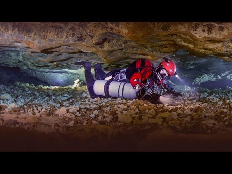 The mysterious world of underwater caves | Jill Heinerth
