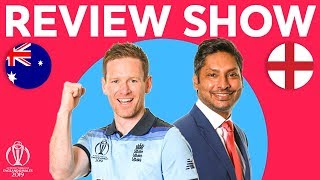 The Semi-Final Review LIVE - Australia v England | ICC Cricket World Cup 2019