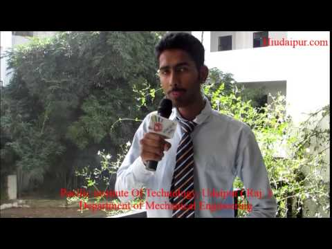 Pacific institute Of Technology, Udaipur  Raj     Department of Mechanical Engineering part 6