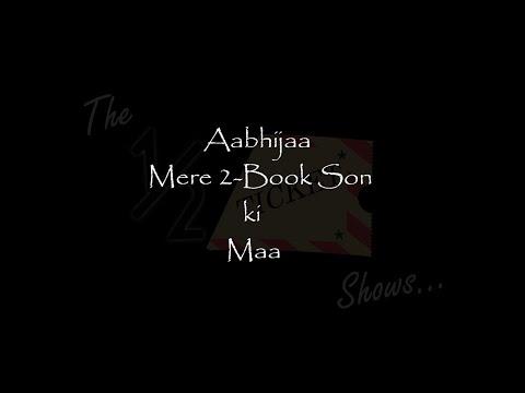 Aabhija Mere 2 Book-Son ki Maa