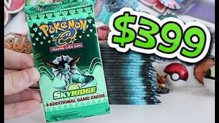 $399 Skyridge 2003 Booster Pack Opening
