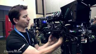 Five State of the Art 3D camera rig systems for TV and movie productions by Radiant Images