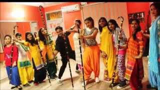 Laden || Jassi Gill || Bhangra By The Dance Mafia ,RIPANPREET SIDHU Mohali 9501915609