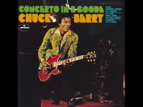 Chuck Berry - My Woman