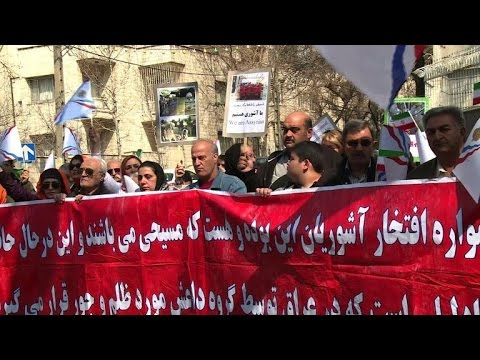Iran Assyrians demand UN action against jihadists