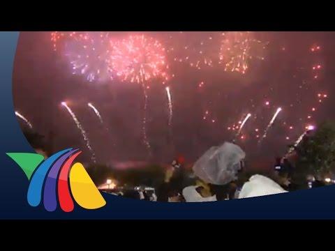 Así recibió Monterrey el 2015 | Noticias de Nuevo León