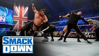 Imperium protect home turf and ambush Heavy Machinery: SmackDown, Nov. 8, 2019