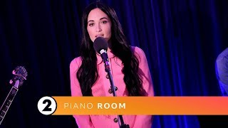 Kacey Musgraves Rainbow Radio 2 Piano Room